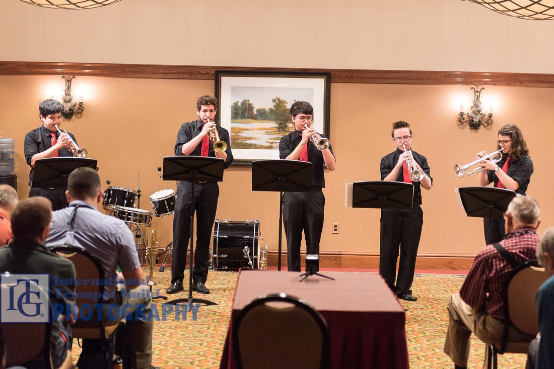 UNLV Trumpet Ensemble