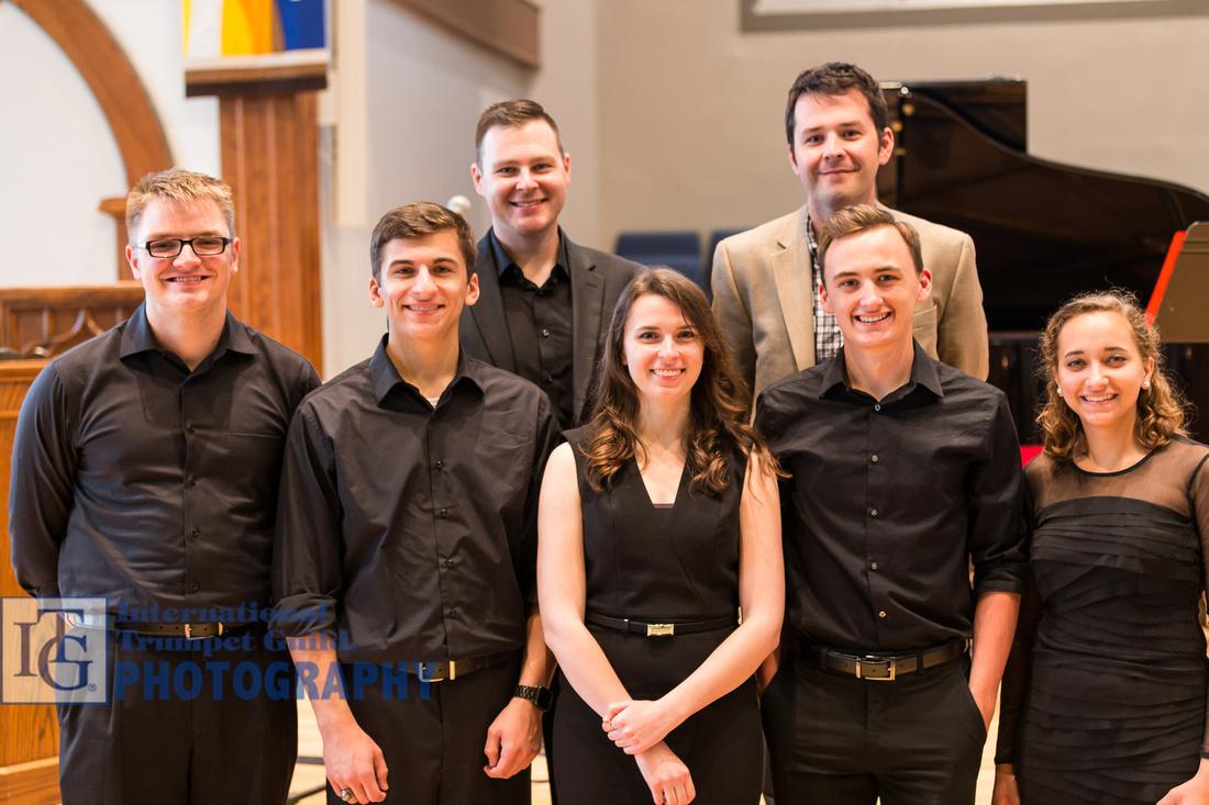 Virginia Tech Trumpet Ensemble