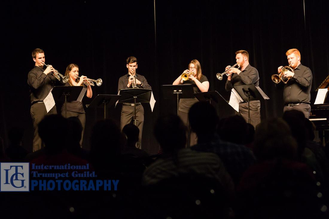 Messiah College Trumpet Ensemble