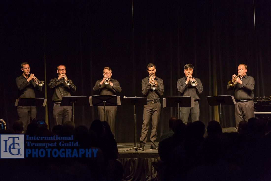 Michigan State University Trumpet Ensemble