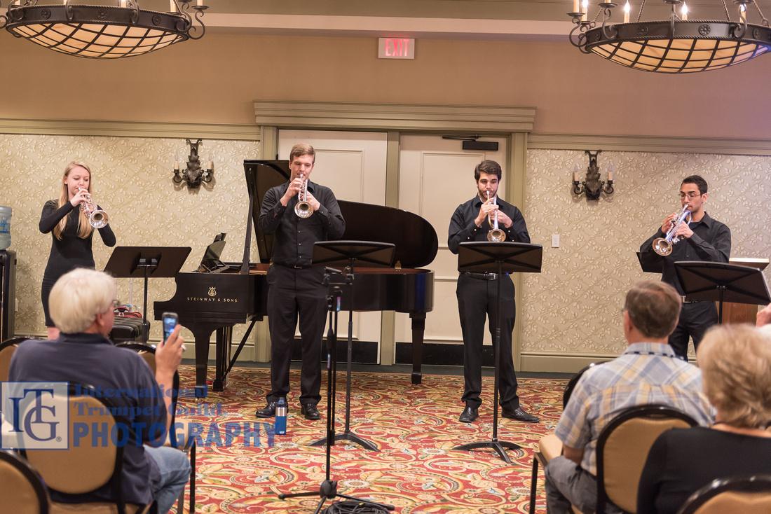 McGill University Trumpet Ensemble
