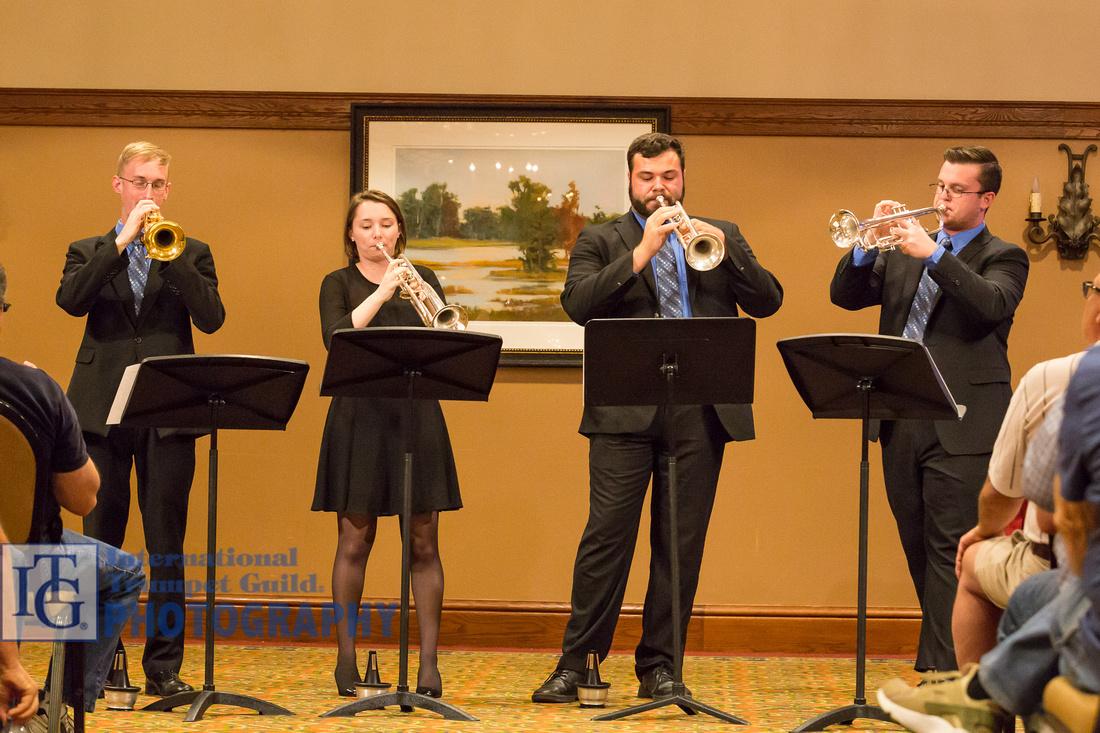 University of South Alabama Trumpet Ensemble