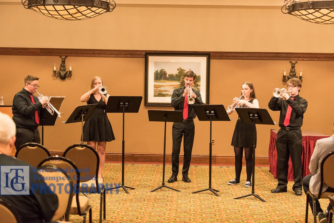 Dickinson College Trumpet Ensemble