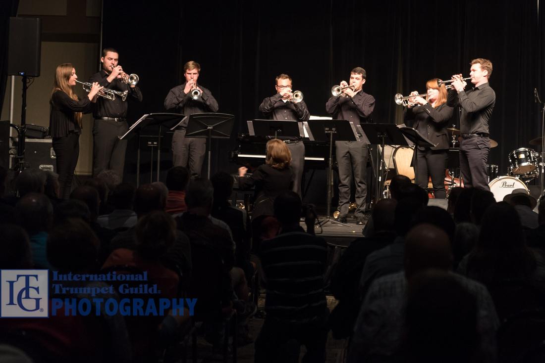 University of Tennessee Trumpet Ensemble