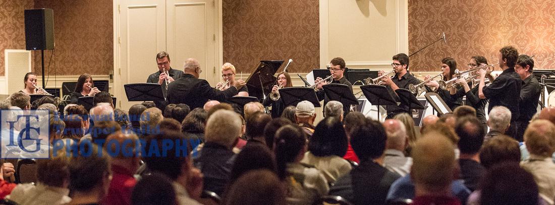 Indiana University of Pennsylvania Trumpet Ensemble