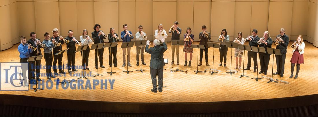 University of Kansas Trumpet Ensemble