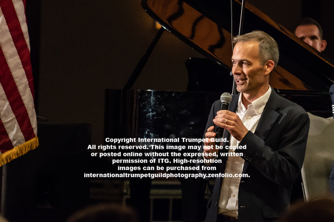 International Trumpet Guild Photography | 2018 ITG Conference Report