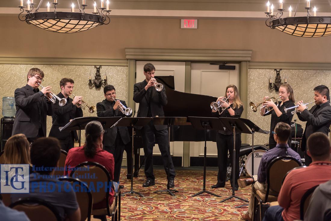 University of Iowa Trumpet Ensemble