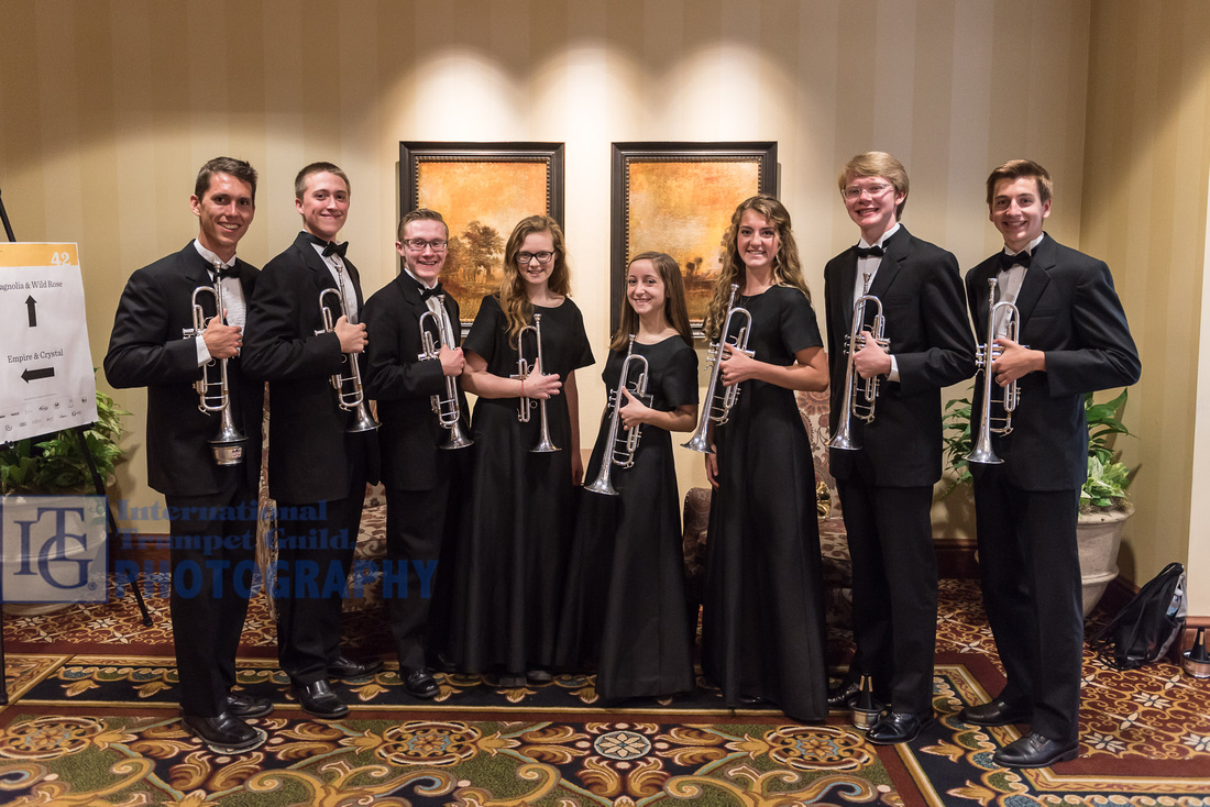 Brighton HS Trumpet Ensemble